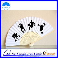 Party Gifts Custom Logo Hand Fan Party Supplies