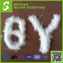 High effective excellent quality hot sale Water Treatment chemical cationic polyacrylamide CPAM from Boyuan chemical company