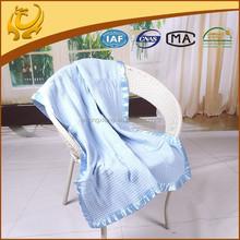 Hot Baby Muslin Wrap Swaddle Blanket 100% Organic Material Super Soft Blanket Children Cotton
