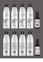 hair softener of Smoothing Keratin treatment