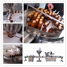 SS Milk Powder Filling and Capping Machine with Bottle Can Barrel for Power 0086 371 65866393
