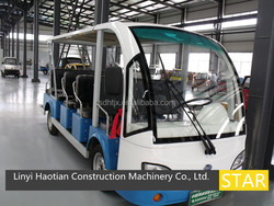 eec electric mini bus!! electric minibus, eec approved, 14 seats, 6V x12sets battery, multifunctional bus!!