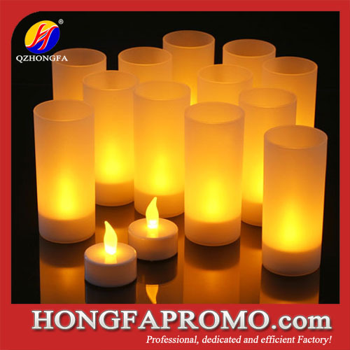 LED battery candle light with frosted cups.jpg