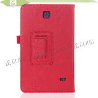 With Stylus Touch Pen Ultra Slim Tablet PC Cover for Samsung Galaxy Tab4 T330 8 Inch Case