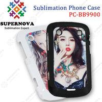 Blank Sublimation Mobile Phone Case for Blackberry 9900