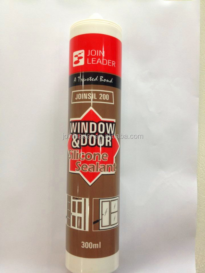 Window & Door Neutral Silicone Sealant