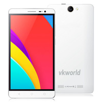 VKWORLD VK6050S 5.5 inch MTK6735 Quad Core 2G RAM Android 5.1 Phone with Long Battery Life Dual SIM Card/13MP Camera