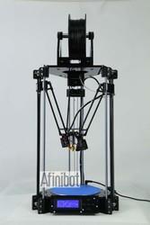 Afinibot delta 3d printer kit,LCD display diy 3d printer 2015