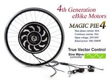 New !!! 48V 2000W bicicleta E kit motor elétrico da bicicleta com controlador de onda senoidal