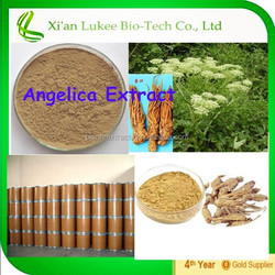 Chinese herb medicine Angelica Root Extract,herb medicine/angelica sinensis extract powder with wholesale price
