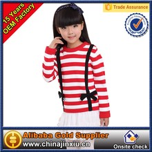 Girls 12 GG Computer knitted Formal Fashion Pullover 2-6years cute baby christmas sweater wholesale children clothes