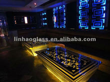 LED furniture/ LED table for ktv,nightclub, karaoke bar table