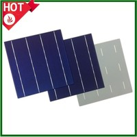 wholesale 6x6 inch A grade poly silicon solar cell made in Taiwan