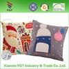 Top Quality latex foam mattress core knitted cushion cover modern throw pillows