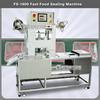 FS-1600 vertical fast food tray sealer machine
