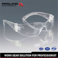Plastic or rubber high end goggles motorcycle
