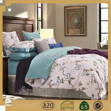 Delicate home textile korean100%cotton bedding set