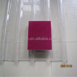 New construction material /corrugated polycarbonate sheet/roof tiles