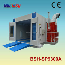 BSH-SP9300A CE approved Used Car Spray Booth/car paints booth/Car Spray Booth