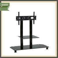 wall unit mounting glass tv stand lift cabinet bracket