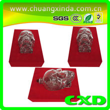 Red Die-cutting Printed Eva Foam Linging