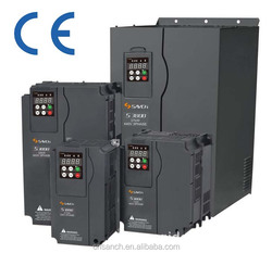 Sanch S3800 CE certificate 1.5kW close loop vector/torque control ac ariable frequency inverter for electric motor
