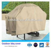Outdoor colorful bbq grill cover