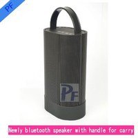 Bluetooth Wireless speaker with handle for carry