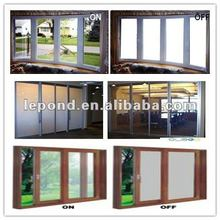Excellent quality liquid crystal switchable glass/smart glass