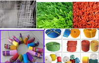 Plastic PP PET polyester monofilament yarn making machine