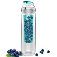 2015 china express plastic fruit infusion water bottle for drinking/eco friendly water bottles wholesale