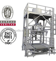 23-year big bags automatic auger filler packing machine supplier