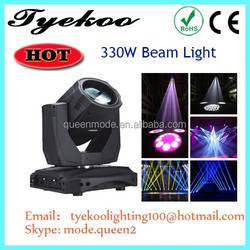 hot new products for 2015 sharpy 330w 15r beam moving head light, beam 330 smart lighting