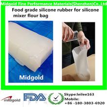 Food grade silicone rubber for silicone mixer flour bag