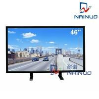 Hot sale 46 inch LED / LCD cctv monitor split screen cctv monitor