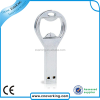 promotional USB 3.0 8GB usb flash drive bottle opener