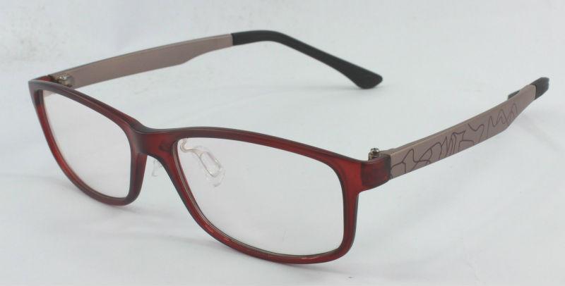 2013 Latest Material Memory Plastic Eyewear Optical Frame ...