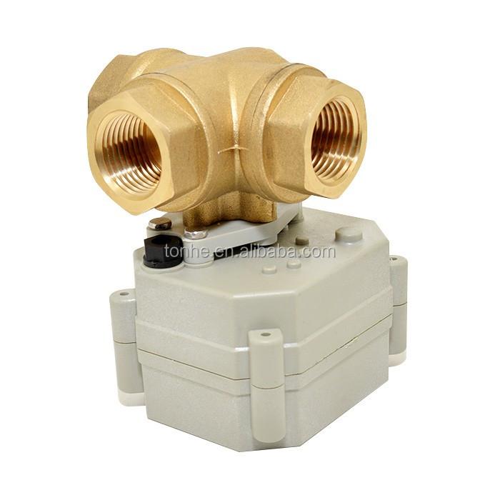 DN15-brass-3way-ball-valve4