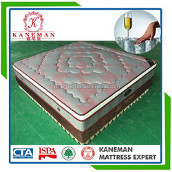 New arriveal bamboo charcoal fabric memory foam anti bedsore mattress