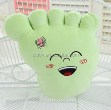 cute Little feet Seat ,soft back cushion