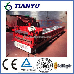 Normal and Conventional Color Steel Roof Glazed tile making machine