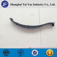 Trailer Parts small light trailer and single leaf spring