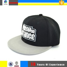 2 tone 3d letters custom made snapback hats