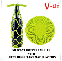 Practical & Most Popular Kitchen Heat Resistant Silicone Rubber Table Mat