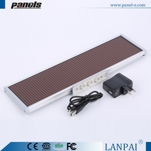Best quality of display color red led video display