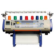 Fashion Sweaters Automatic Computerized Flat Knitting Machine (setup comb)- Double system