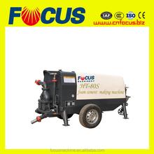 Cement foaming machine/ foam concrete machine from Henan Focus