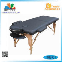 spa massage bed chiropractic table with high quality