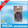 Daily use product paper card air freshener