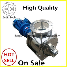 masoneilan control valve 99% qualified sanitary stainless steel flour mill dust collection rotary valve